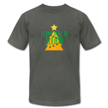 Load image into Gallery viewer, Here to Sleigh V2 Christmas T-Shirt - asphalt