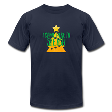 Load image into Gallery viewer, Here to Sleigh V2 Christmas T-Shirt - navy