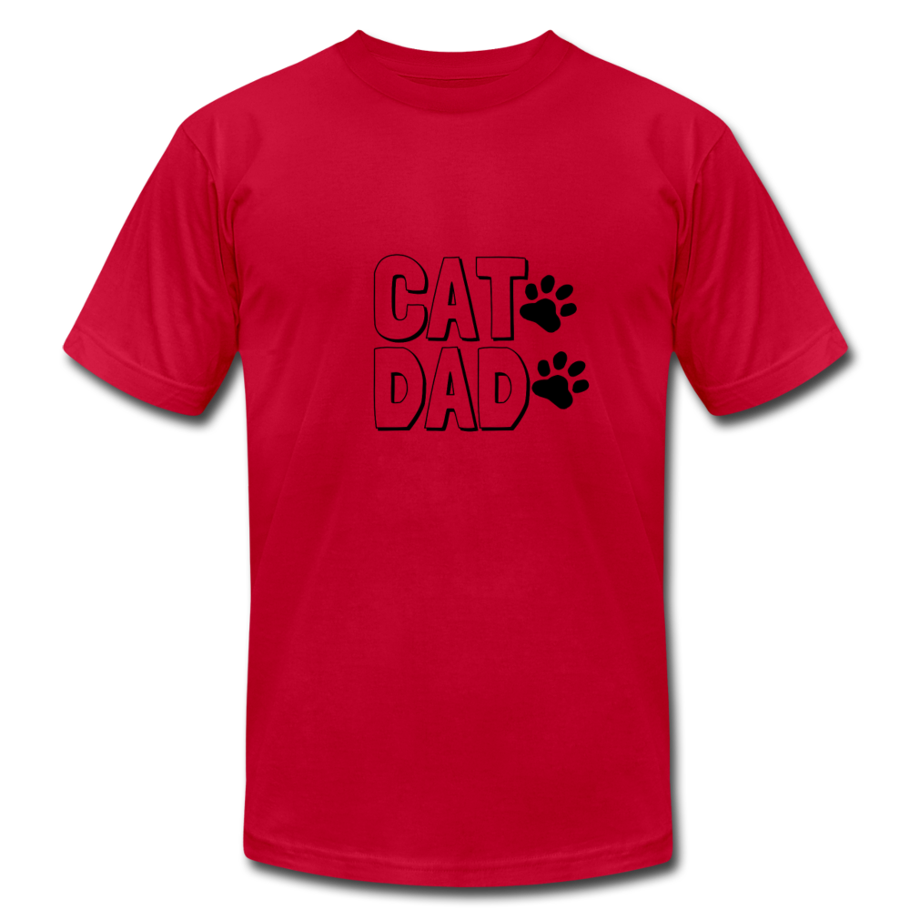 Cat Dad T-Shirt - BravoPapa Clothing