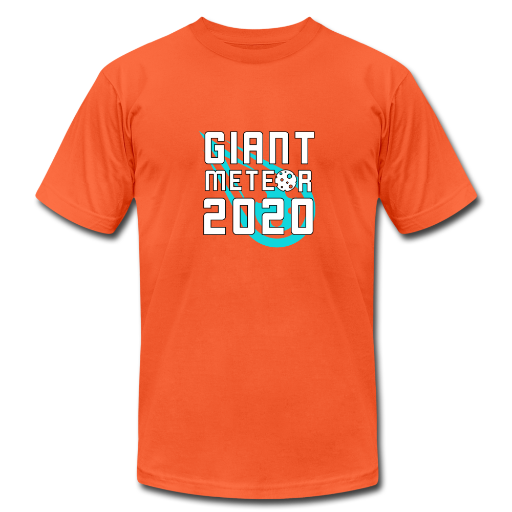 Giant Meteor Political Satire T-Shirt - BravoPapa Clothing