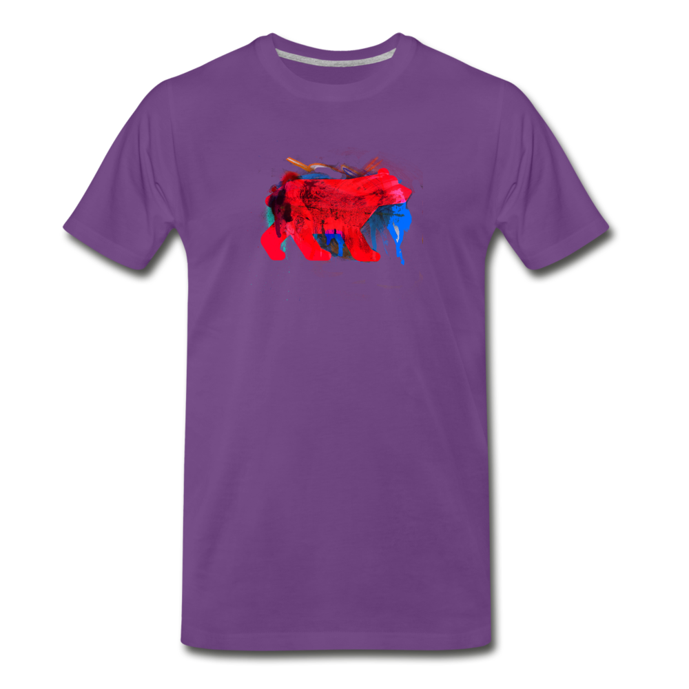Graffiti Bear Pride T-Shirt - BravoPapa Clothing