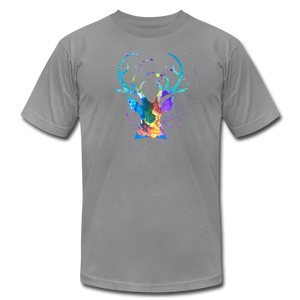 Watercolor Deer T-shirt - BravoPapa Clothing