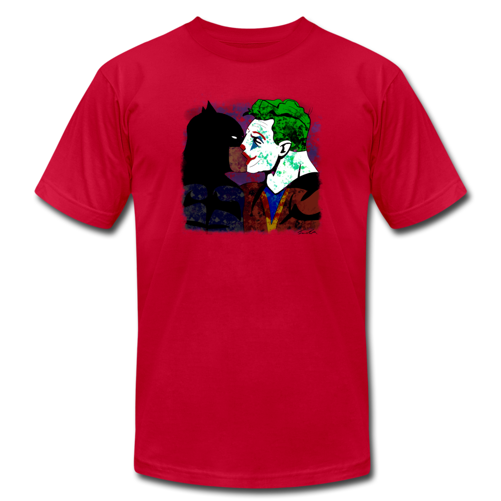 Enemies/Lovers Gay Comic Inspired T-Shirt - BravoPapa Clothing