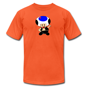 Leather Daddy Toad Gaymer Inspired T-Shirt - BravoPapa Clothing