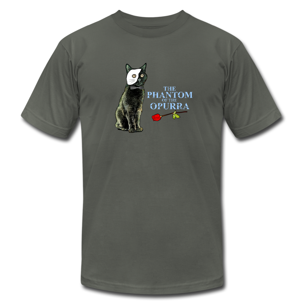 Phantom of the Opurra Musical Cat T-shirt - BravoPapa Clothing