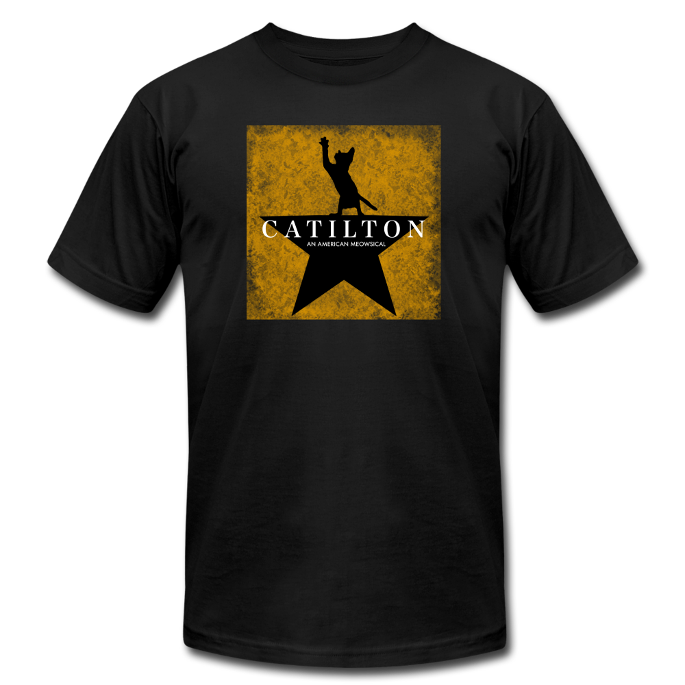 Catilton (Hamilton Musical Parody) Cat T-Shirt - BravoPapa Clothing