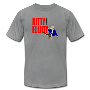 Kitty Elliot (Billy Elliot Musical Parody) Cat T-shirt - BravoPapa Clothing