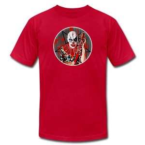 Psychotic Killer Clown Halloween T-Shirt - BravoPapa Clothing