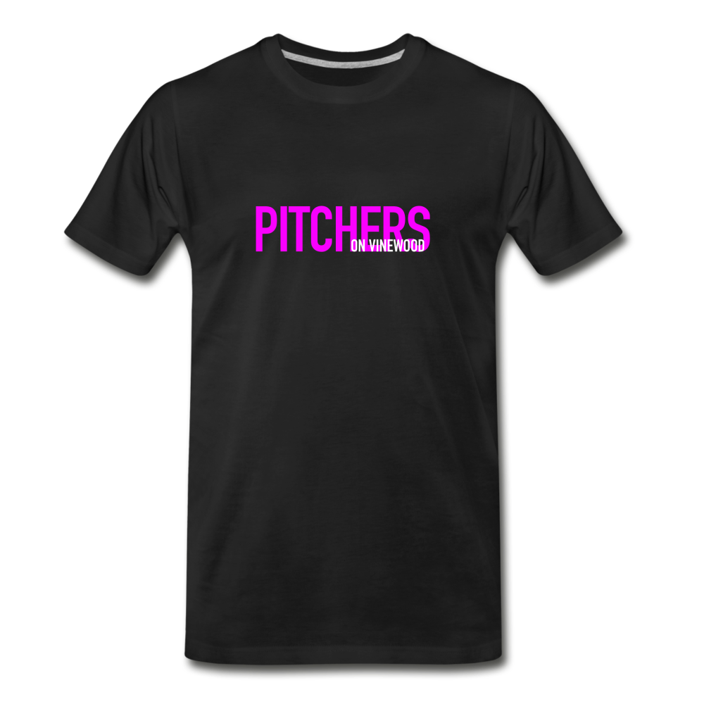 Pitchers on Vinewood - black