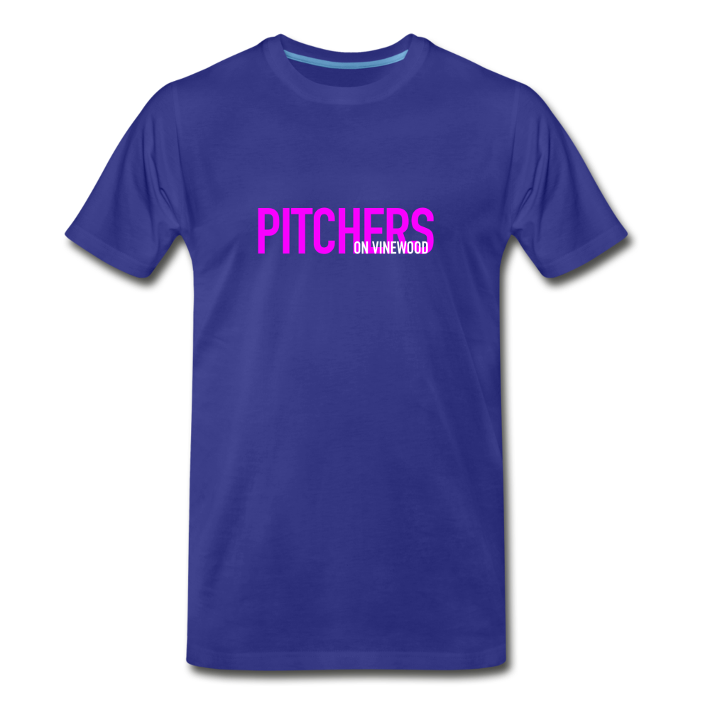 Pitchers on Vinewood - royal blue