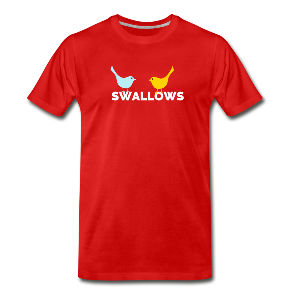 Swallows Red Backup - red