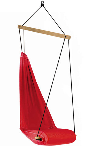 Hangover Red Hanging Chair