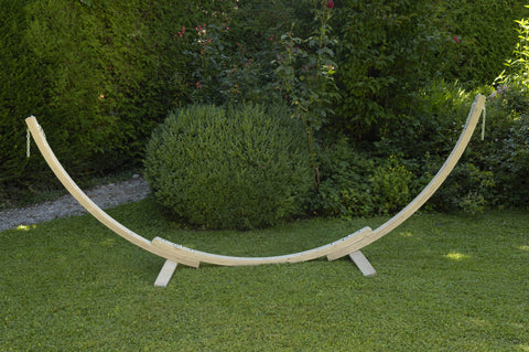 Apollo Wooden Hammock Stand