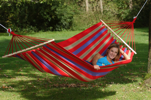 Aruba Cayenne Single Hammock
