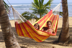 Barbados Papaya Double Hammock