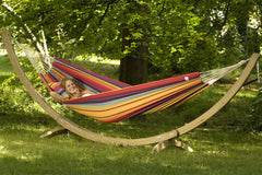 Barbados Rainbow Double Hammock