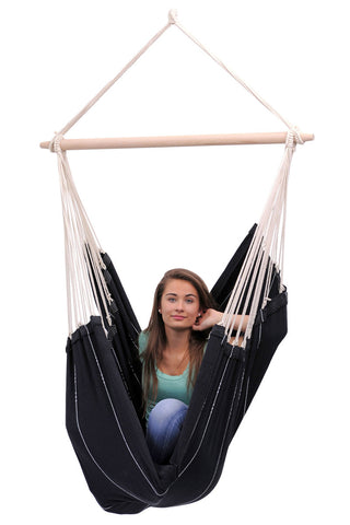 Brazil Black Hanging Chair
