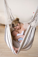 Brazil Cappuccino Hanging Chair
