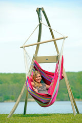 Brazil Grenadine Hanging Chair