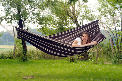 Brasilia Mocca Single Hammock