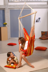 Brazil Papaya Hanging Chair