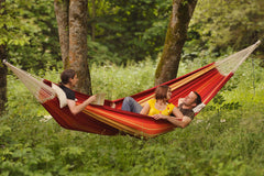 Huge Lava Family Hammock