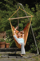 Relax Orange Hanging Chair