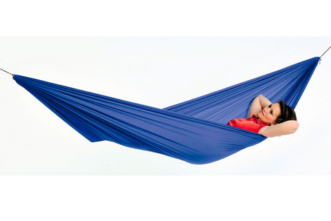 Travel Hammock Set Blue