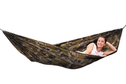 Travel Hammock Set Camouflage
