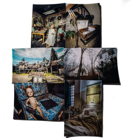 The Nightmares Photo Bundle Collection#2- signed