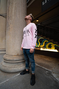 Nara Dreamland Long Sleeve Pink