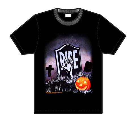 Halloween Special Rise Above 2020 limited edition tee *PREORDER*