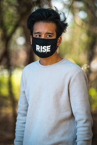 Rise Face Mask(Street Wear Fashion)