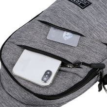 Load image into Gallery viewer, USB Cross Chest Bag Sling Mini Crossbody Backpack For Men Shoulder Bags + Free Magic Wallet