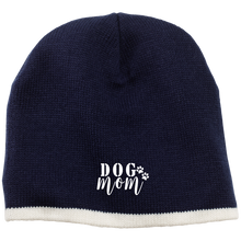 Load image into Gallery viewer, Dog Mom Embroidery Beanie