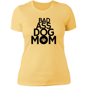 Bad ass dog mom T-Shirt