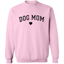 Load image into Gallery viewer, FLASH SALE: Dog Mom Sweatshirt Crew Neck + Cute Womens Free Dog Socks - Comfortable Woman's Sweater - Winter Dogs Clothing Gift for Her, fur mama
