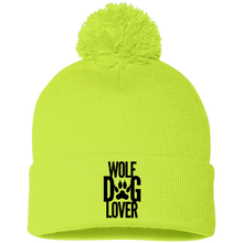 Load image into Gallery viewer, SP15 Sportsman Pom Pom Knit Cap