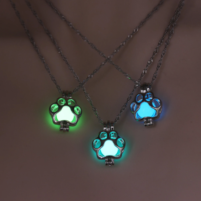Glow In The Dark Paw Rescue Pendant Offer