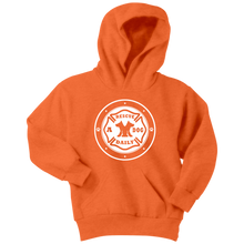 "Load image into Gallery viewer, Men Women & Youth ""Rescue A Dog Daily"" Awareness Hoodie"