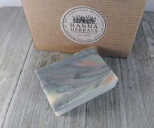Load image into Gallery viewer, Island Breeze Soap - homemade soap - organic soap