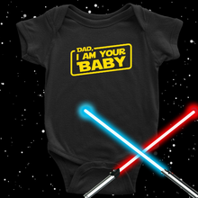 Load image into Gallery viewer, I Am Your Father Shirt, Luke I Am Your Father Shirt, Gift For Dad, Dad Gifts, Dad Shirt, I Am Your Father, Gift For Him,
