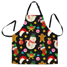 Load image into Gallery viewer, Christmas Lovely Good Vibes Only Women's Apron