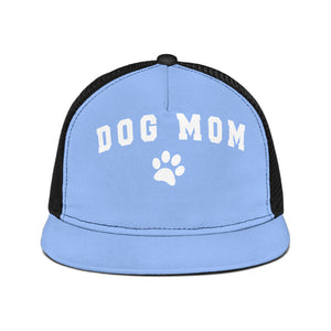 Dog Mom Trucker  Black