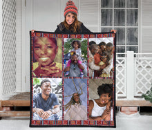 Load image into Gallery viewer, African Quilt Family