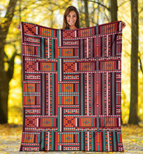 Load image into Gallery viewer, African Bead Blanket