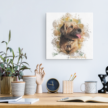 Load image into Gallery viewer, personal dog portrait 2020