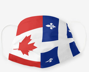 Custom Canada Flag Mask, Canadian Flag, Reusable, Washable, Mouth Cover, For Men, For Women, For Children, Facemask, Canada Masks