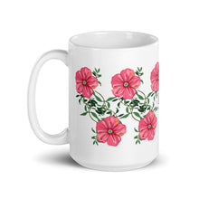 Load image into Gallery viewer, Floral Sofia Mug