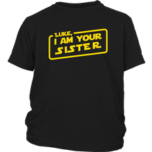Load image into Gallery viewer, district youth I am your sister